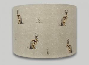 hartley hare drum lampshade lightshade lamp shade