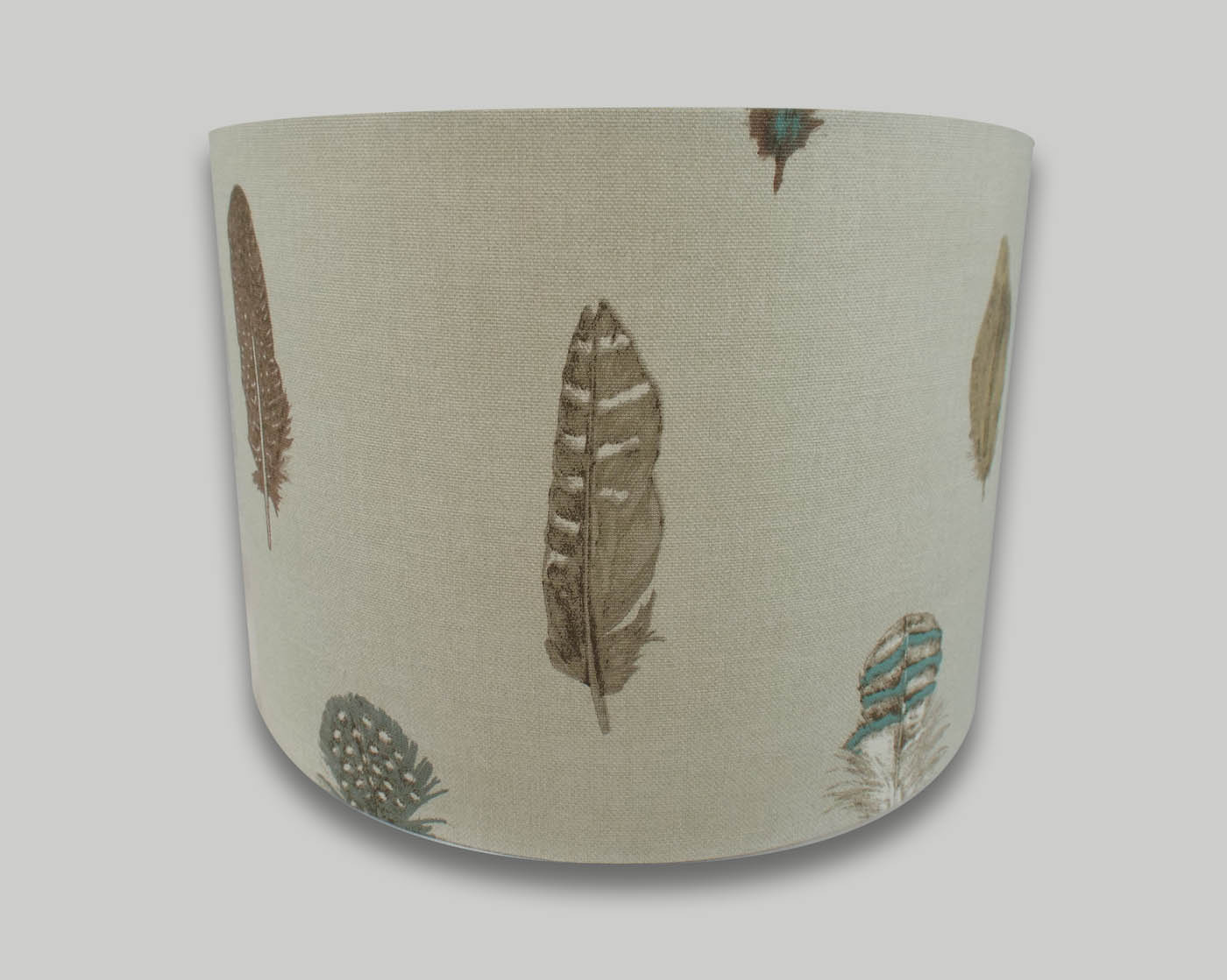 Feathers natural drum lampshade the lampshade barn feathers natural drum lampshade lightshade lamp shade aloadofball Gallery