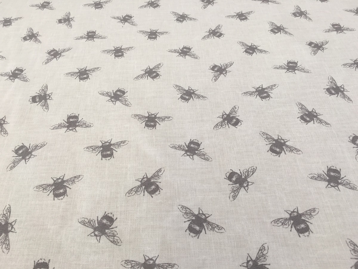 Bumble Bee Fabric The Lampshade Barn