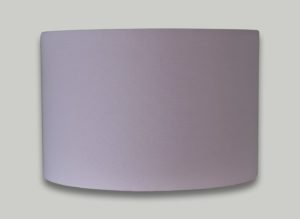 Baby Pink Drum Lampshade