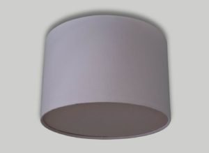 Baby Pink Ceiling Drum Lampshade Baby Pink Diffuser