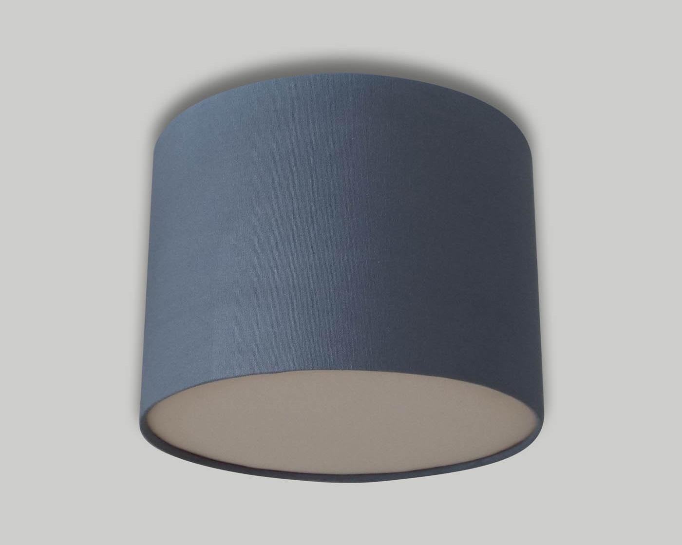 Dark grey ceiling drum lampshade light beige diffuser the dark grey ceiling drum lampshade light beige diffuser aloadofball Image collections