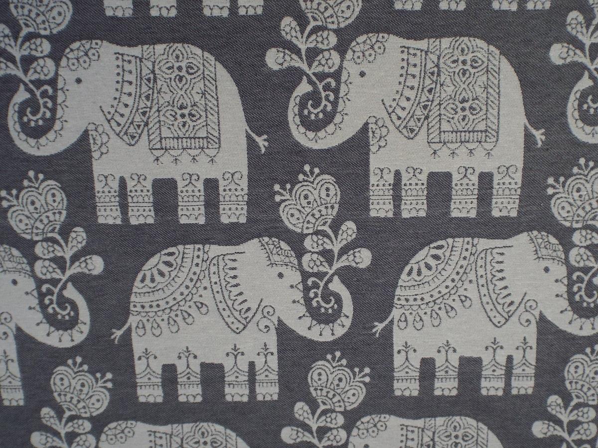 Indian elephant fabric best elephant 2017 for Elephant fabric