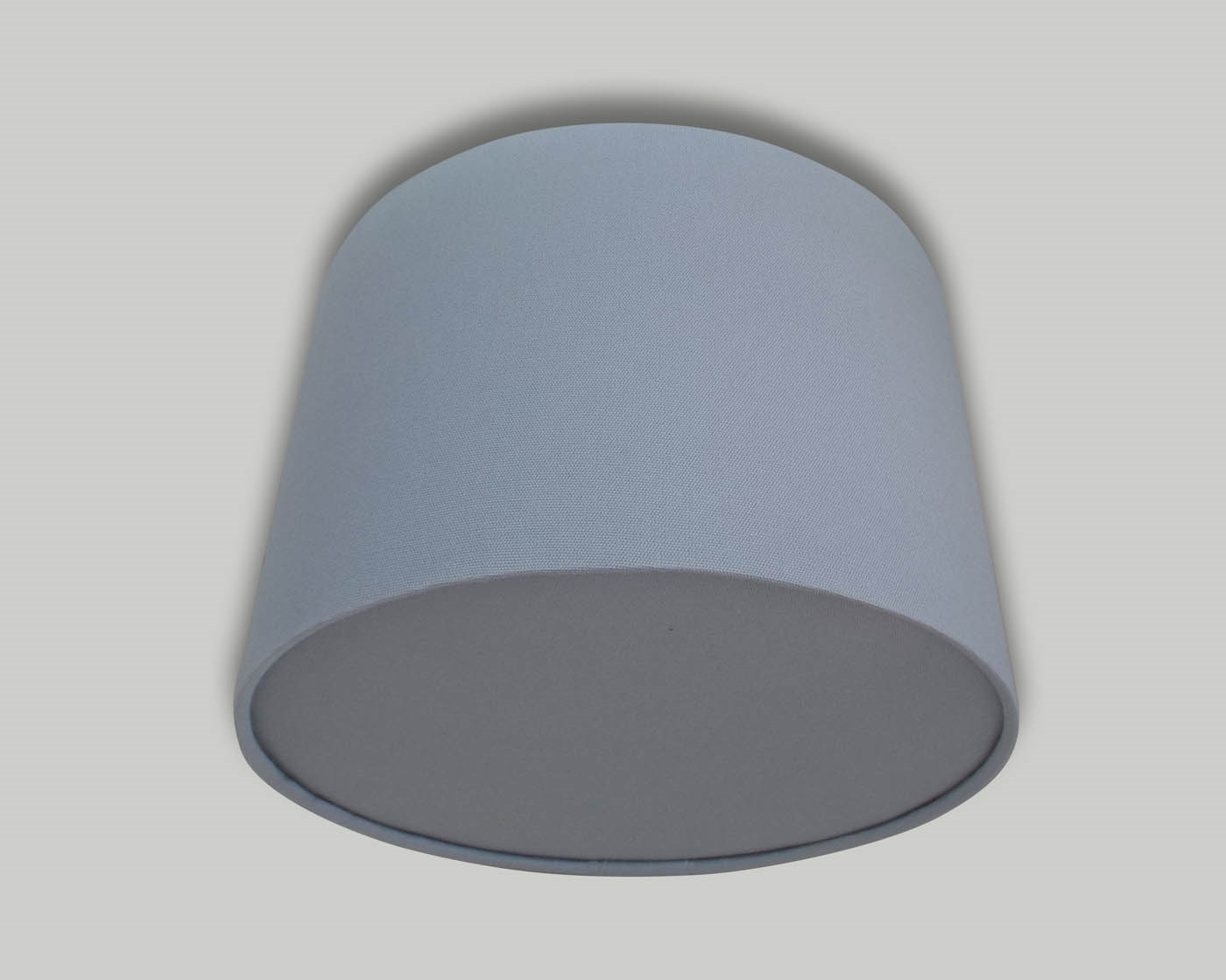 Light grey ceiling drum lampshade light grey diffuser the light grey ceiling drum lampshade light grey diffuser aloadofball Image collections