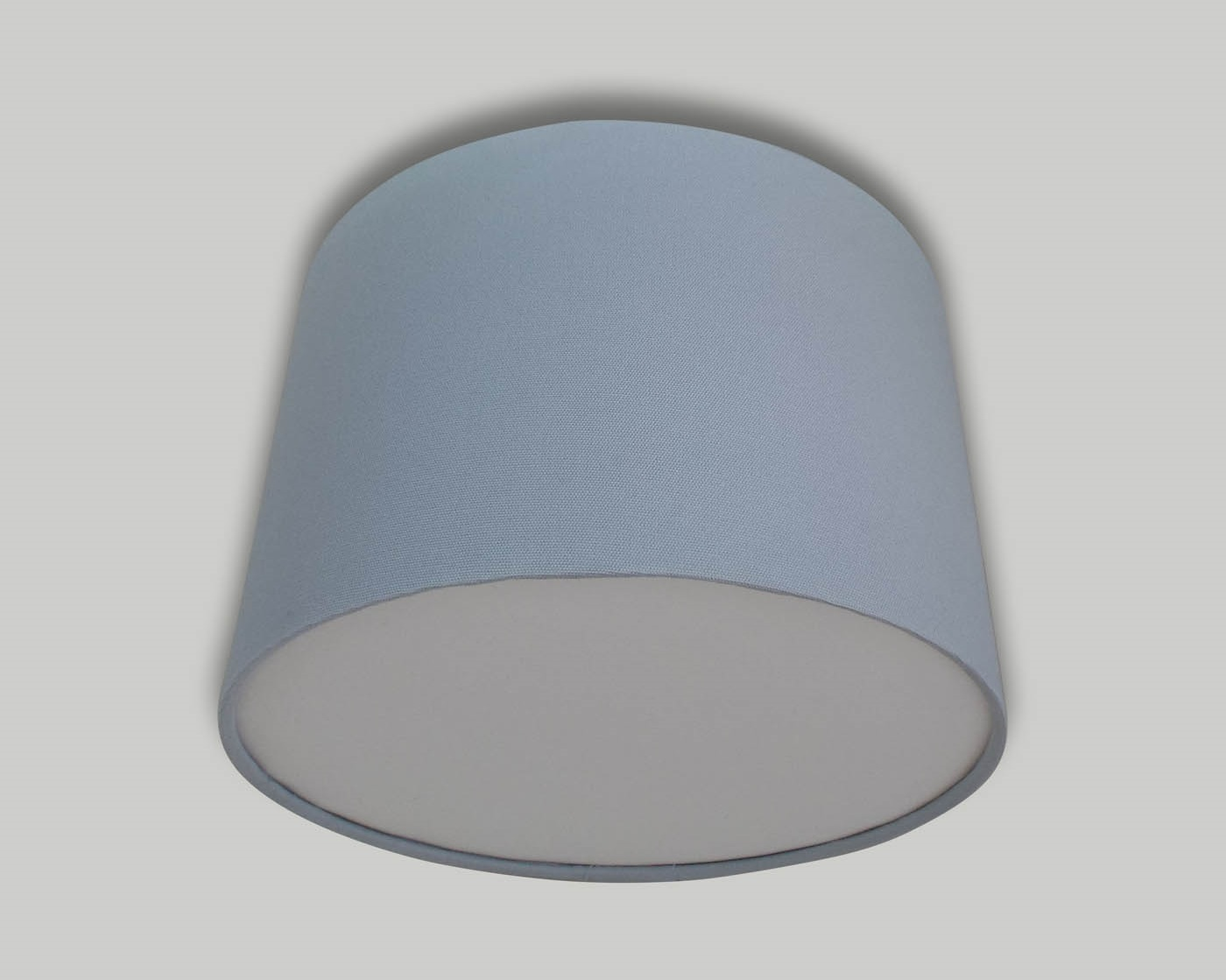 Light grey ceiling drum lampshade white diffuser the lampshade barn light grey ceiling drum lampshade white diffuser aloadofball Choice Image