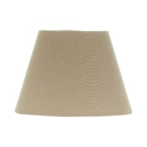 Dark Beige Empire Lampshade