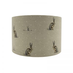 Hartley Hare Drum Lampshade