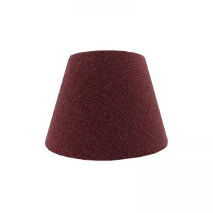Heather Herringbone Empire Lampshade