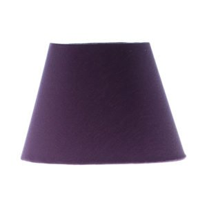 Bright Purple Empire Lampshade