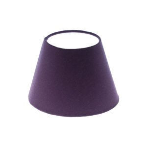 Bright Purple Empire Lampshade