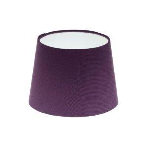 Bright Purple French Drum Lampshade