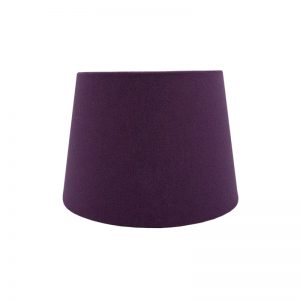 Bright Purple French Drum Lampshade
