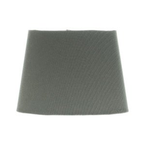 Dark Grey French Drum Lampshade