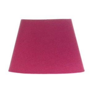 Bright Pink Satin Empire Lampshade
