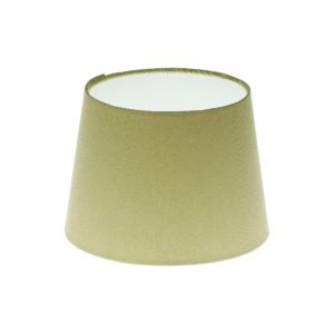 Light Green French Drum Lampshade