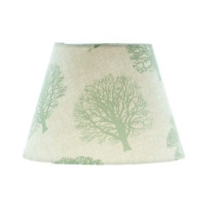 Green Trees Empire Lampshade