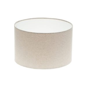Light Beige Drum Lampshade