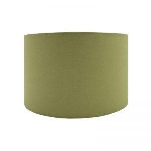 Light Green Drum Lampshade