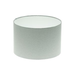 Light Grey Drum Lampshade