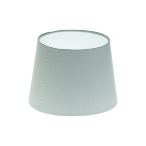 Light Grey French Drum Lampshade
