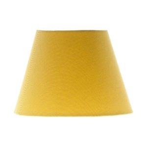 Mustard Yellow Empire Lampshade