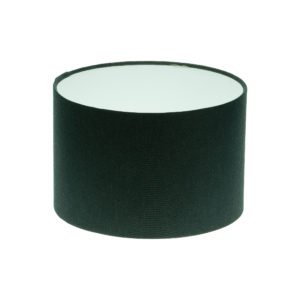 Dark Navy Blue Drum Lampshade