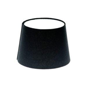 Dark Navy Blue French Drum Lampshade
