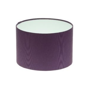 Bright Purple Drum Lampshade