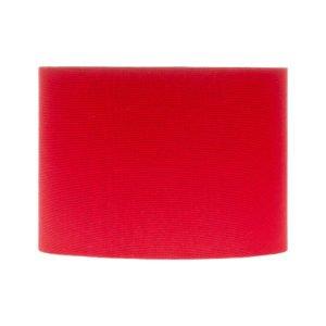 Bright Red Drum Lampshade