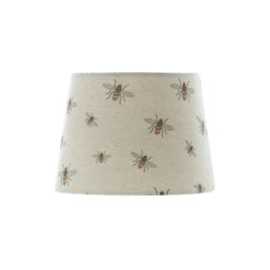 Bees French Drum Lampshade