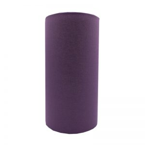 Bright Purple Tall Drum Lampshade