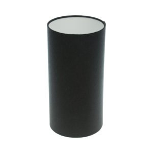 Dark Navy Blue Tall Drum Lampshade