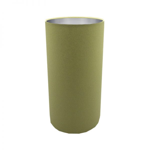 Light Green Tall Drum Lampshade