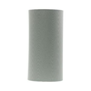 Light Grey Tall Drum Lampshade