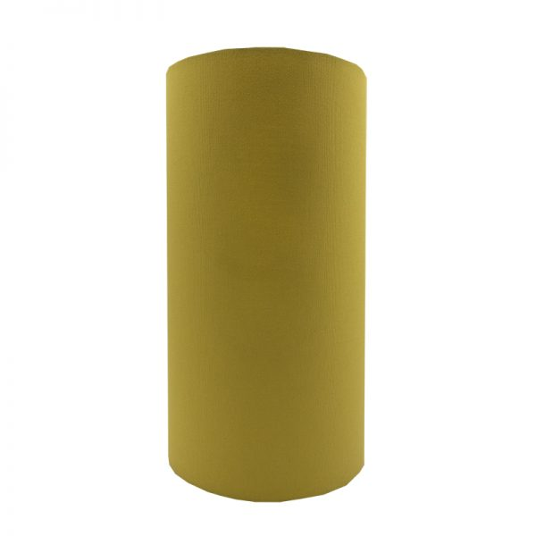 Mustard Yellow Tall Drum Lampshade