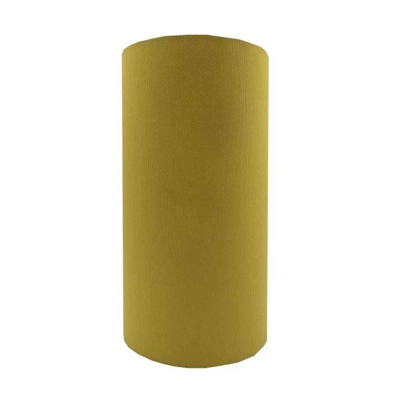 Mustard Yellow Tall Drum Lampshade, Tall Barrel Lamp Shades