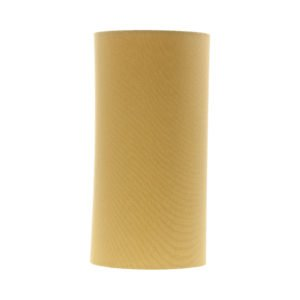 Mustard Yellow Tall Drum Lampshade