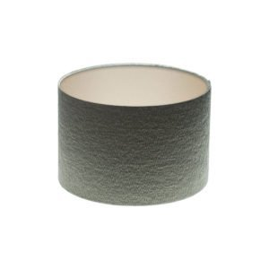 Alchemy Slate Drum Lampshade Champagne Inner