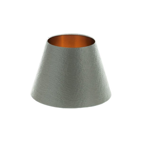 Alchemy Slate Empire Lampshade Brushed Copper Inner