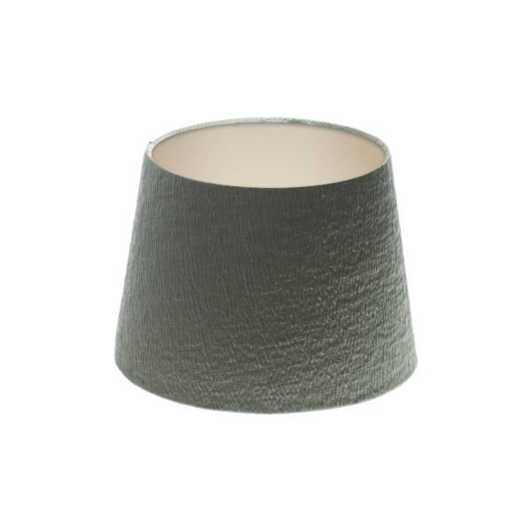 Alchemy Slate French Drum Lampshade Champagne Inner