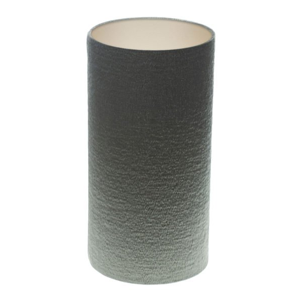 Alchemy Slate Tall Drum Lampshade Champagne Inner