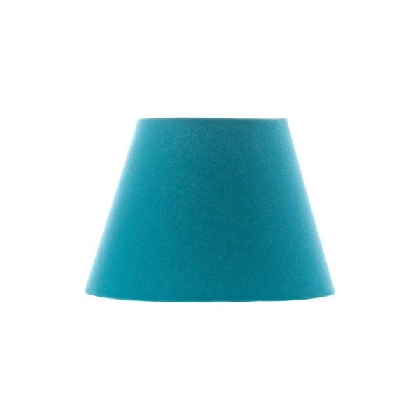 Aqua Blue Empire Lampshade