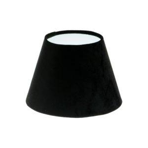 Black Velvet Empire Lampshade