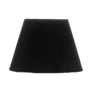 Black Velvet Empire Lampshade