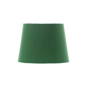 Dark Green French Drum Lampshade