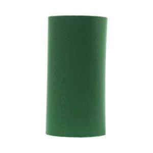 Dark Green Tall Drum Lampshade