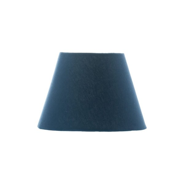 Bright Navy Blue Empire Lampshade