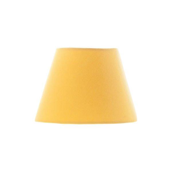 Bright Yellow Empire Lampshade