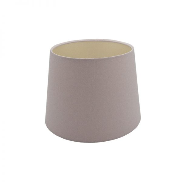 Baby Pink French Drum Lampshade