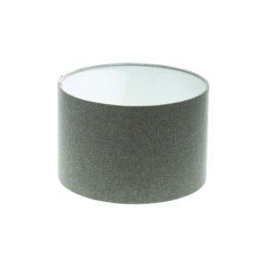 Light Grey Wool Drum Lampshade